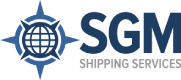 SGM Shipping Services Logo